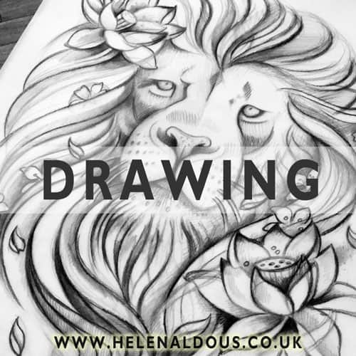 tattoo drawing holmfirth huddersfield helen aldous