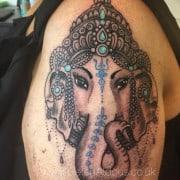 ganesh tattoo huddersfield helen aldous